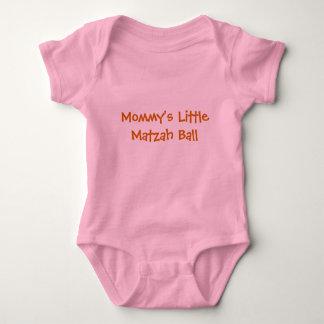 Mommy's Little Matzah Ball Creeper
