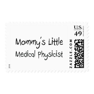 Mommys Little Medical Physicist Postage Stamps