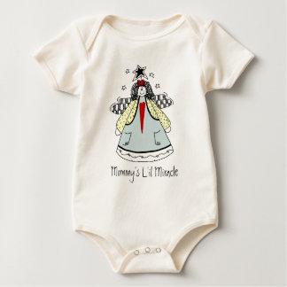 Mommy's Little Miracle Preemie Prim Angel Bodysuit