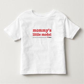 Mommy's Little Model - Kid's T-Shirt