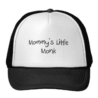 Mommys Little Monk Hat
