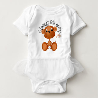 Mommy's Little Monkey - Boy Tshirts and Gifts