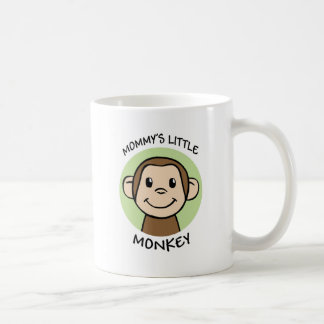 Mommy's Little Monkey Coffee Mug