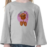 Mommy's Little Monkey - Girl Tshirts and Gifts