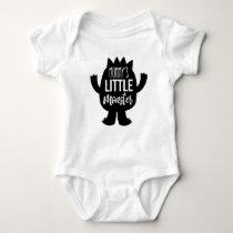 Mommy's Little Monster Bodysuit