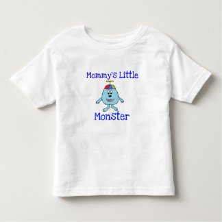 Mommy's Little Monster Boy Monster Shirt