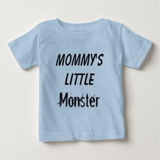Mommy's Little Monster Child/Infant Tshirt