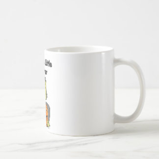 Mommy's Little Monster Coffee Mug