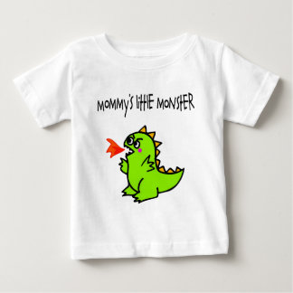Mommy's Little Monster (Dragon) T-shirt