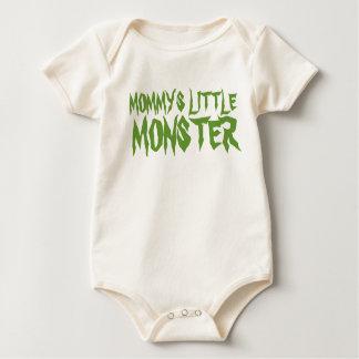 Mommy's Little Monster Shirt