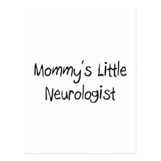 Mommys Little Neurologist Post Cards