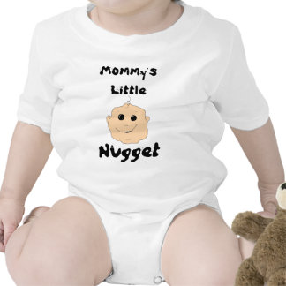 Mommy's Little Nugget Shirt