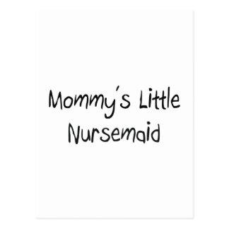 Mommys Little Nursemaid Postcards
