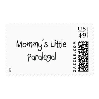 Mommys Little Paralegal Postage