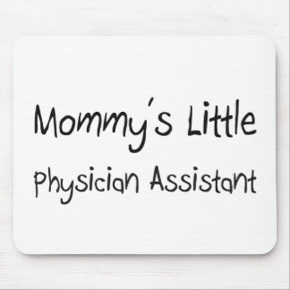 Mommys Little Physician Assistant Mouse Mats