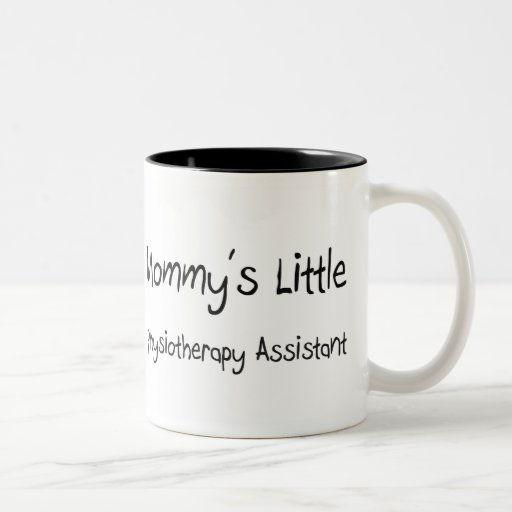 Mommys Little Physiotherapy Assistant Coffee Mugs