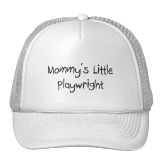 Mommys Little Playwright Trucker Hat