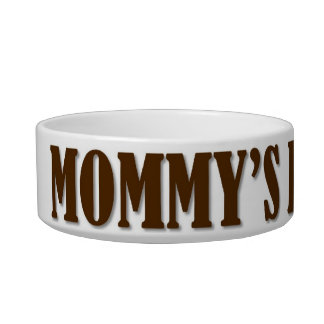 Mommy's Little Prince Bowl