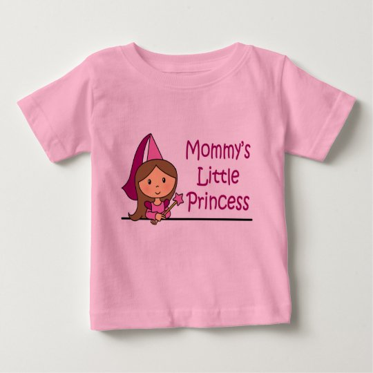 Mommy's Little Princess Baby T-Shirt