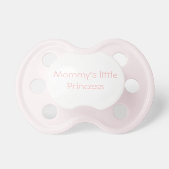 Mommy's Little Princess Pacifier