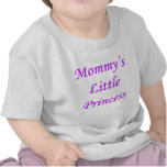 Mommy's little princess tee shirt