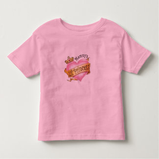 MOMMY'S LITTLE PRINCESS TODDLER T-SHIRT