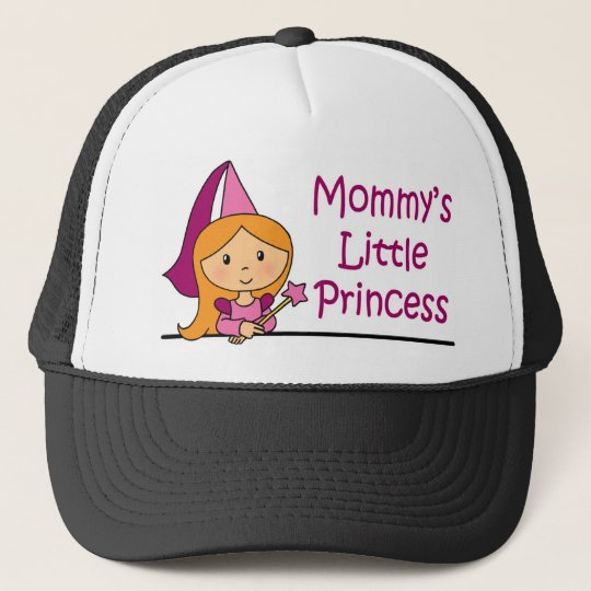 Mommy's Little Princess Trucker Hat
