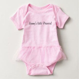 Mommy's Little Princess! Tutu Baby Bodysuit