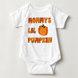 Mommys Little Pumpkin Baby Bodysuit
