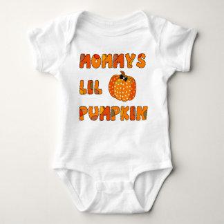 Mommys Little Pumpkin Baby Bodysuit