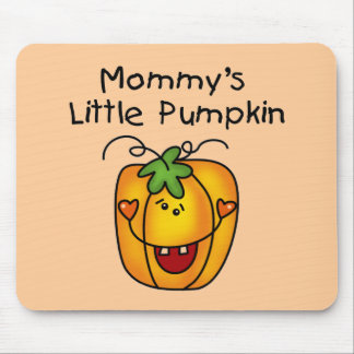 Mommy's Little Pumpkin T-shirts and Gifts Mousepad