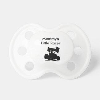 mommy's little racer sprint car pacifier