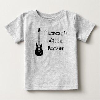 Mommy's Little Rocker Tshirts