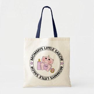 Mommys Little Sailor (Girl) Tote Bag