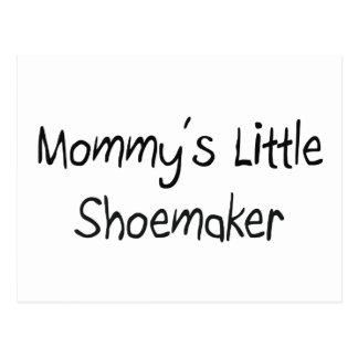 Mommys Little Shoemaker Post Cards