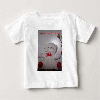 Mommy's Little Snuggle Bear Baby T-Shirt