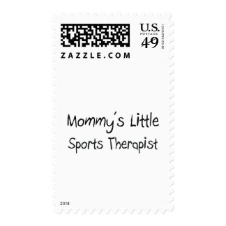 Mommys Little Sports Therapist Postage