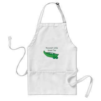 Mommy's Little Sweet Pea Apron