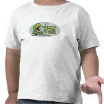 Mommy's Little T Rex Oval T-shirt
