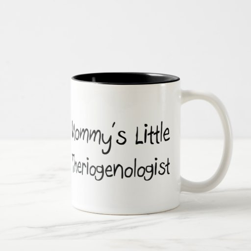Mommys Little Theriogenologist Mug