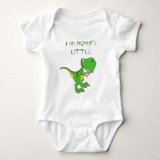 Mommy's little Trex infant creeper