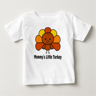Mommys Little Turkey Baby T-Shirt