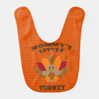 Mommy's Little Turkey Bib