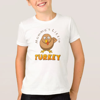 Mommy's Little Turkey T-Shirt