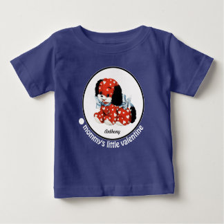 Mommy's Little Valentine. Baby Gift T-Shirts