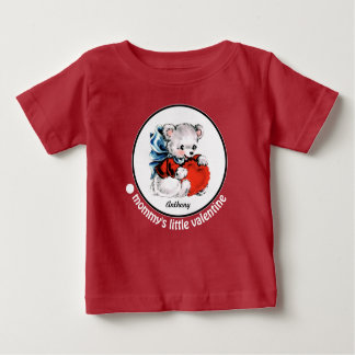 Mommy's Little Valentine. Infant Gift T-Shirts