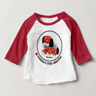 Mommy's Little Valentine. Kids' Gift T-Shirts