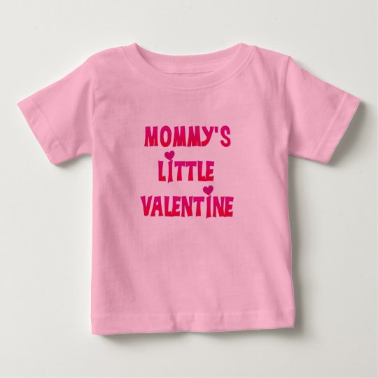 Mommy's Little Valentine Tshirts and Gifts