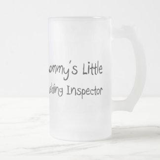 Mommys Little Welding Inspector Mug