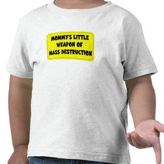 Mommy's Little WOMD Shirt